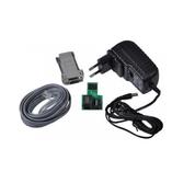 PCLINK-5WP - DSC programmēšanas kabelis ar barošanu