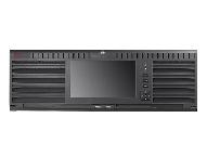 DS-96128NI-I16/H - 64-ch 1080P, 8HDMI, 1eSATA, 16SATA, alarm,raido