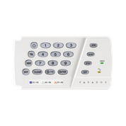 K636 - 10-Zone Hardwired LED Keypad