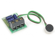AUDIO MODULE FOR CCTV MP-1/R (ADJUSTABLE)