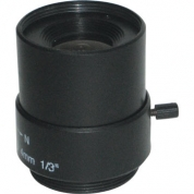 VD8016  Monofocal 8.0mm lens; fixed iris,