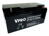AGM BATTERY 12V 65Ah