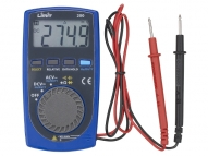 Digital multimeter in pocketsize with autorange