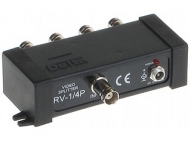 TRV-1/4P - ACTIVE VIDEO SIGNAL SPLITTER