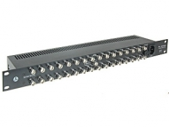 TRV-1/32-RACK - ACTIVE VIDEO SPLITTER