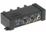 TRV-2/4P - ACTIVE VIDEO SIGNAL SPLITTER