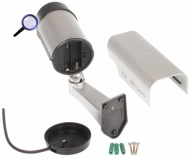 TACC-103S/LED - Муляж уличной камеры с поворотным устройством и функцией обнаружения движения