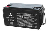 Battery AP12-60 VRLA AGM 12V 60Ah