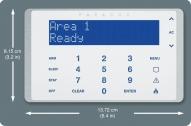 K656-Touch Sense Keypad