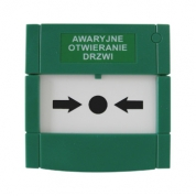 APWK - emergency exit button