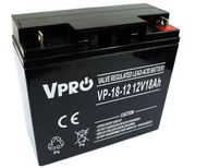 AGM BATTERY 12V 18Ah
