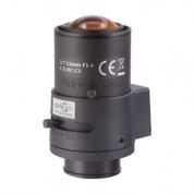 VTD27120D -Объектив 2.7-12mm; ручной zoom, линзы с высоким разрешением
