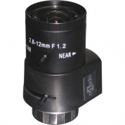 VD615D  6-15mm lens; varifocal; DC autoiris