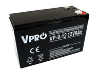 AGM BATTERY 12V 9Ah