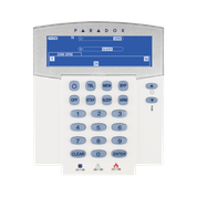 K37 - 32-Zone Wireless Fixed LCD Keypad