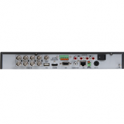 DS-7208HQHI-F2/N/A - 8-AHD/CVI/TVI/Analog, 8-ch video&4-ch audio, Alarm
