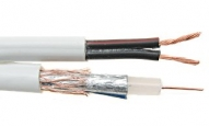 RG59+ - 2x0.5mm2 (video cable + power cable)