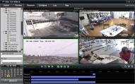 Hikvision DS-7204HFHI-ST - Cyfrowy rejestrator HD-SDI 4-kanałowy Pentaplex, idealny do zastosowań na małych i średnich instalacjach HD CCTV