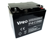 AGM BATTERY 12V 40Ah