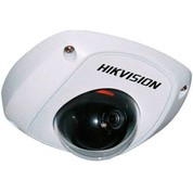 DS-2CD2520F-I - 2 MP Network Mini Dome Camera