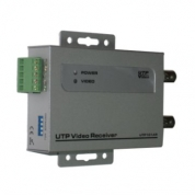 VOSAU1O  Active 1 channel signal receiver via UTP