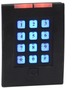 YAK1B - Proximity card reader with keypad and controller, identification card and/or PIN