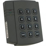 YAK1A     Proximity card reader with keypad and controller