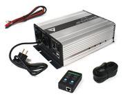 Источник бесперебойного питания (UPS + AVR) 12V UPS-2000SR Sinus 2000W / 1000W 12V / 230V