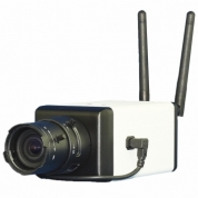 F7115 - D/N megapixel wireless, 1.3Mpix, 1/4'' Progressive Scan, maks. 15 fps @ 1280x1024 max., SD/SDHC