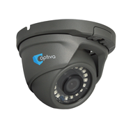 VOHDX951 - Multi-HD typu domed, 5Mpix, ob. 2.8mm, IR 15m, IP66
