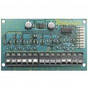 PREM8XW. Local zone expander, 8 programmable EOL zones, compatible with PREM 412/816/832