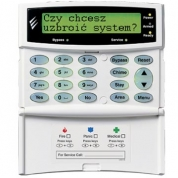 Premier LCDL. LCD remote keypad, compatible with PREMIER 412/816/832 and PREMIER 48/88/168/640
