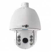 "VODN4623IR - Speed dome dual camera with IR illuminator; module 1/4"" Sony CCD; 540TVL/600 TVL; moto-zoom 3.84-88.32mm/F1.6-3,9; 23x optical zoom"
