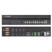 DS-6910UDI - 80-ch 1080P, 36 division, Output: 10HDMI/5BNC, Input: VGA/DVI/RJ45