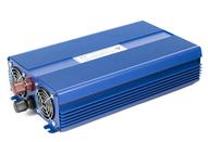 Преобразователь напряжения IPS-2000S PRO ECO MODE, SINUS 12VDC / 230VAC
