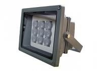 VOIRL100/45 - IR diode illuminator; Effective range up to 100m; Illumination angle 45°