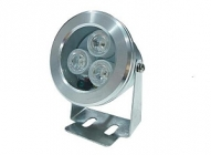 VOIRS8/90 - IR diode illuminator; Effective range up to 8m (max 10m); Illumination angle 90°