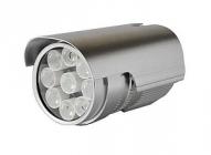 VOWL30/60 - White Light illuminator; Effective range up to 30m; Illumination angle 60°