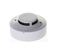 EA-318-2L - 2 Wired analog smoke detector with base and LED connection 12-35Vdc