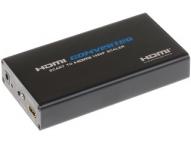 SC/HDMI+AU-T - CONVERTER