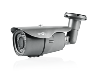 "VOHDA 186b - SONY CMOS 1/2.8"", 720p; 2,8-12mm up to 2MPix, IR filter, IR 40m, IP66, AHD/PAL"
