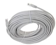 PATCH CORD - RJ45 20m - GREY