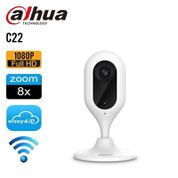 DH-IPC-C22P - 2MP, 2.8mm, Wi-Fi, Full HD, Angle 115°, IR 10m, SD card, Mic/Speaker
