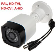 VOHDX142 - Multi-HD, PAL, HD-TVI, HD-CVI, A-HD. 1080p, 2,8mm, IR15m