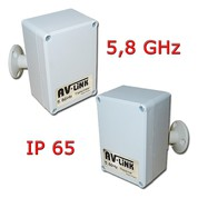 300-MINI - 5.8GHz Wireless Audio-Video transmission system