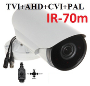 "VOHDX171w - Multi-HD, PAL, HD-TVI, HD-CVI, A-HD. 1/2.9"" 5MP, 2,8-12mm, IR-70m"