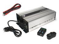 Источник бесперебойного питания (UPS + AVR) 12V UPS-4000SR Sinus 4000W / 2000W 12V / 230V