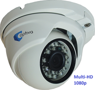 VOHDX942 - Multi-HD, PAL, HD-TVI, HD-CVI, A-HD. 1080p, 2,8mm, IR15m
