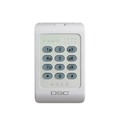 DSC PC-1404RKZ - Vertical LED keyboard without cover 8 zones