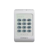 DSC PC-1404RKZ - Vertikāla LED tastatūra bez vāka 8 zonas